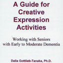 Dementia activities - Guide for Creative Expressions - print format